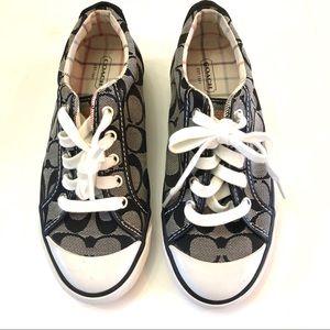 Coach Tennis Shoes Size 6